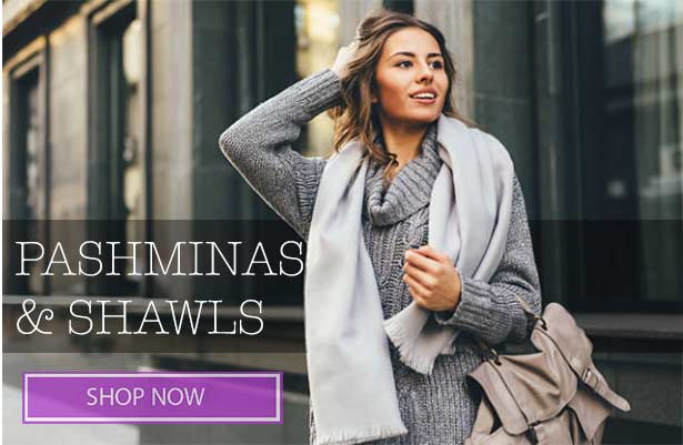 Pashminas and Shawls