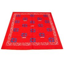 Red London Union Jack Flag Bandana (UK)