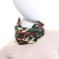 Green Camouflage Multifunctional Bandana