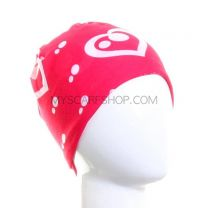 Red Hearts Multifunctional Bandana