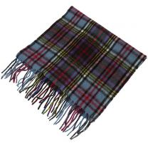 Cashmere Scarf in Anderson Tartan