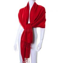 Red Cashmere Pashmina