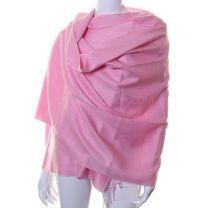 Pink Cashmere Pashmina