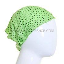 Polka Dot Headwrap