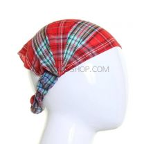 Tartan Headwrap
