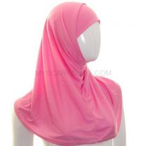 Al Amira Hijab Pink (2 Pieces)