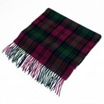Cashmere Scarf in Lindsay Tartan
